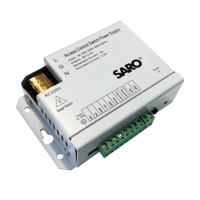 منبع تغذیه و هماهنگ کننده قفلها و سیستمهای کنترل تردد بدون باطری