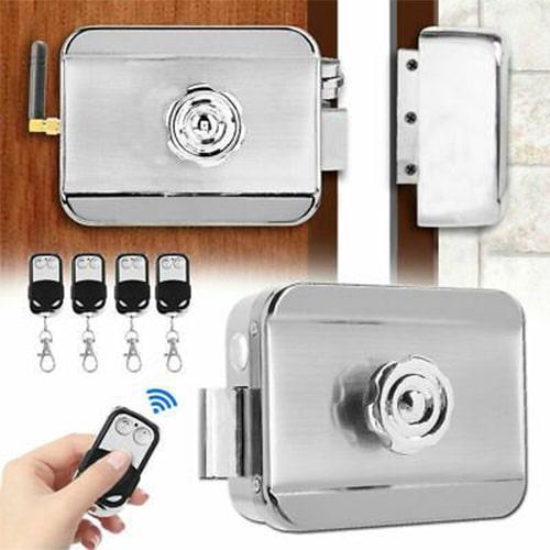 قفل برقی چیست