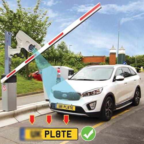 سیستم کنترل تردد خودرو