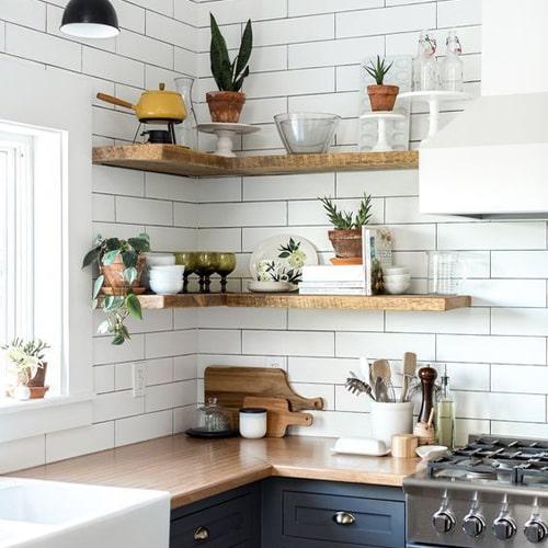 گوشههای آشپزخانه